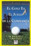 el golf es el juego de la confianza